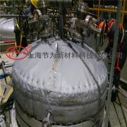 可拆卸式阀门保温套 化工厂保渐罩 高温隔热保温套 隔热套