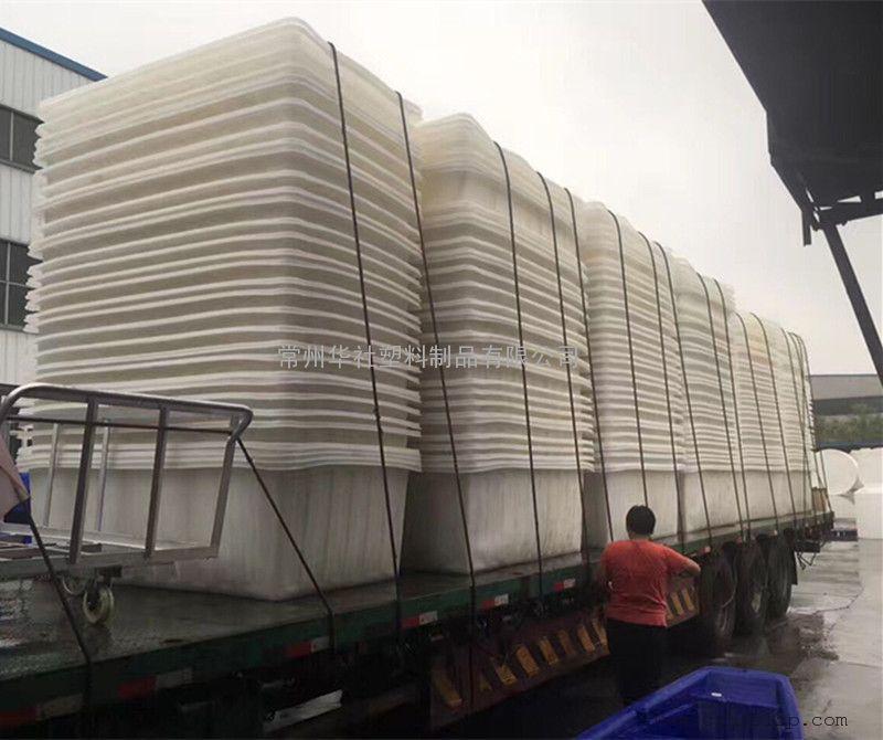北京华社K2000L布衣内胆周转箱推布车牛筋材质厂家直销