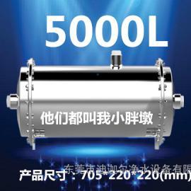 5000L/H中央净水器 5吨/小时不锈钢中央净水器