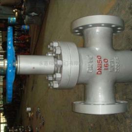 Z643F-100C 高压气动平板闸阀