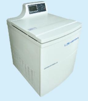 全自动立式高速冷冻离心机GL-21M规格750x880x1250(mm)价格详谈
