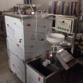 小型做豆油皮的设备那里卖特色好吃的油皮机器