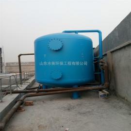 山东济南多介质机械过滤器 机械过滤器价格 水衡环保