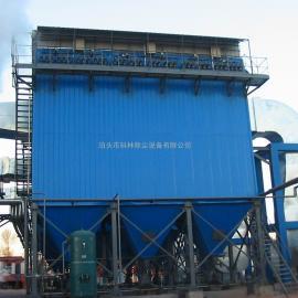 工业硅电炉长袋离线脉冲除尘器水泥厂旋窑窑尾窑头脉冲除尘器