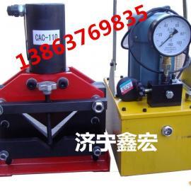 60液压角钢切断机厂家 山东角钢冲孔机