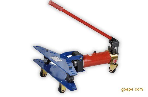鑫隆牌swg-3b手动液压弯管机