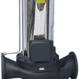 SPG立式管道屏蔽泵
