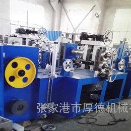 半圆线高速精密冷轧机,JSYZ-7异形线材多道次精轧机
