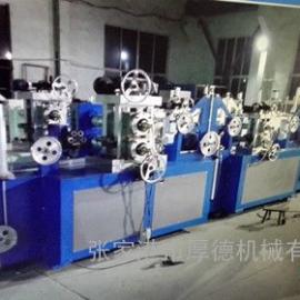 开槽异形线材精轧机,JSYZ-9K不锈钢筛条高速轧扁机