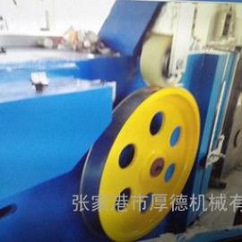 厚德机械H-1W铜扁线四方异形丝合金异形线材高速拉丝机