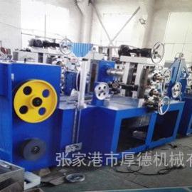 光伏焊带一体机,JSYZ-P高性能光伏焊带压延镀锡一体机