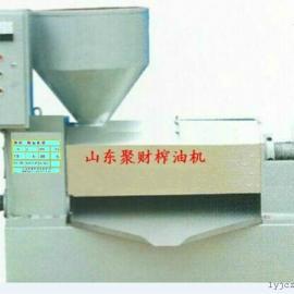 供应江苏省小型螺旋榨油机多钱,聚财100螺旋榨油机