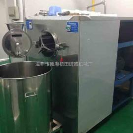 北京绿澄沙冰出产线(全主动绿沙冰机)正规绿澄沙冰机