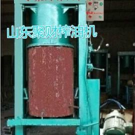 供应南昌小型多功能液压型大豆榨油机批发价,一年保修