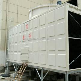 供应优质金创系列横流式玻璃钢冷却塔生产厂家