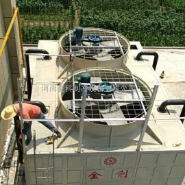供应金创横流式方型冷却塔专业生产厂家