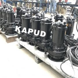 切割式排污泵 ��水排污泵�r格 南京�P普德 kapud