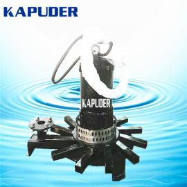 QXB型潜水离心曝气机2.2kw 曝气增氧设备
