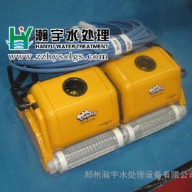 南京游泳馆水处理 重力式景观鱼池水过滤器 游泳池水处理设备