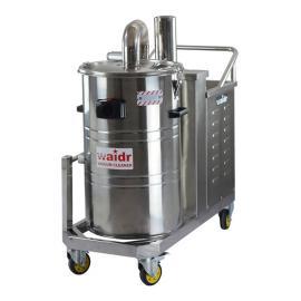 工厂吸砂石颗粒吸水 用80L工业吸尘器 不锈钢吸尘机
