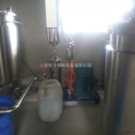 石墨烯改性水性环氧树脂涂料研磨分散机