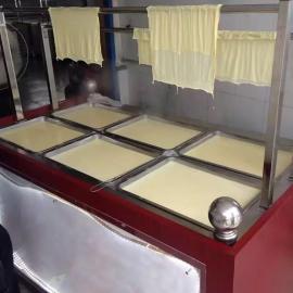 腐竹油皮机油皮机价格油皮机器小型豆油皮机设备厂家
