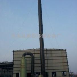 锅炉脱硫塔(玻璃钢旋流板 喷淋脱硫塔)