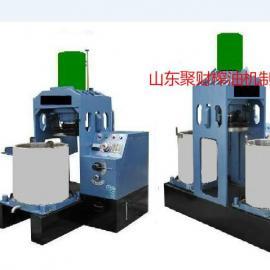 供应郑州新型多功能黄豆液压榨油机,聚财牌榨油机生产厂家直销价