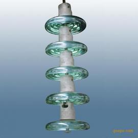 钢化玻璃绝缘子LXY1-70