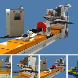 仁春数控V型丝绕丝筛管焊机hwj300型
