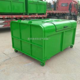 生产厂家车载大型垃圾箱