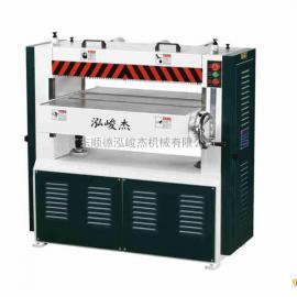 供应泓峻杰机械单面重型压刨MB108BM木工压刨床