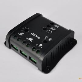 厂家奥林斯科技 12V/24V通用,经济型太阳能系统控制器