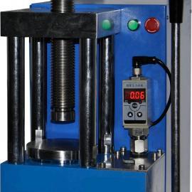 厂家专业供应北京769YP-30T手动粉末压片机