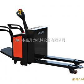 浙江市工厂专用 站驾式全电动搬运车