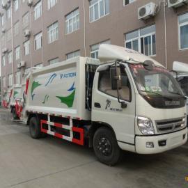 3吨5吨6吨8吨压缩式垃圾车型号报价