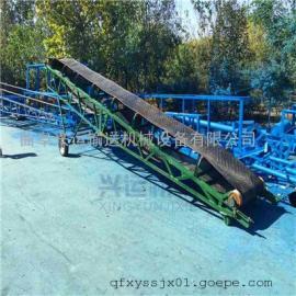 优质生产厂家定做人工装卸用16米长集装箱皮带输送机01