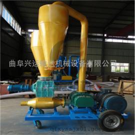六盘水塑料颗粒用风送型上料机 散料颗粒均匀输送气力吸粮机