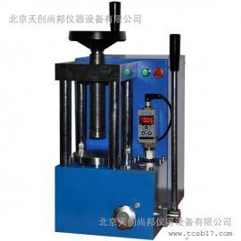 DY-60电动粉末压片机北京凯迪莱特厂家专业供应