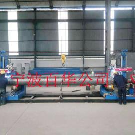 PFW管子平焊法兰自动焊机-泵房管法兰自动焊机