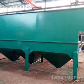 农场污水处理设备/新型高效斜管沉淀池、诸城善丰生产
