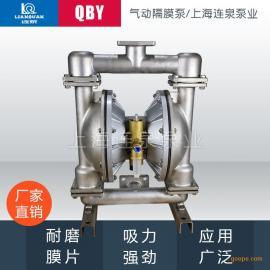 吹气隔阂泵/污插秧机/主动机械浆泵/船用隔阂泵/化工泵/QBY-65