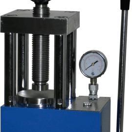 北京凯迪莱特厂家直销FYD40A电动手动台式压片机