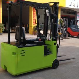 浙江地区厂家直销 全电动座驾式三支点平衡重式叉车