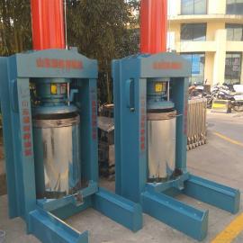 供应立式多功能大豆液压榨油机,聚财牌榨油机全套设备销售价格