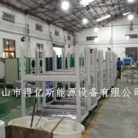 热泵钣金、蒸发器、换热器生产及热泵配件配套厂家