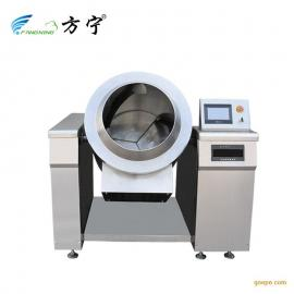 供应东莞方宁全自动炒货机 自动炒货机厂家 滚筒式炒茶机
