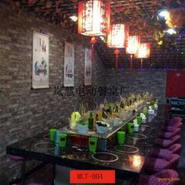 君福灵火锅设备寿司设备麻辣烫设备定做包安装