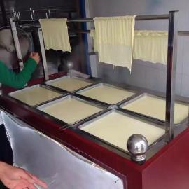 ***酒店专用腐竹机 腐竹油皮机 节能型腐竹油皮机 腐竹生产设备