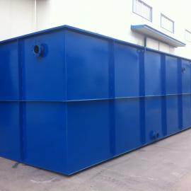 惠州废水处理之大型一体化废水处理工程 电化学电解废水处理设备
